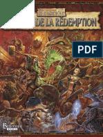 Warhammer 2 - Le Tome de La Redemption