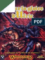 Warhammer 1 Fr l Architecte Des Destinees 1 Pour La Gloire d Ulric
