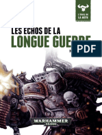 Warhammer 40k - Les Échos de la Longue Guerre