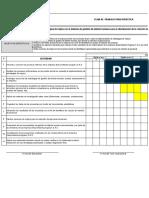 FDO-58 Plan de Trabajo Para Práctica