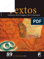 Revista Textos 89 Julio 20 Etica de La Comunicacion Tx089