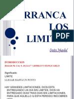 ARRANCA LOS LIMITES