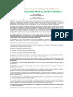 Ley de Adquisiciones para el Distrito Federal