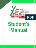 YIC Students Manual