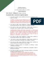 PBL 1 - ESÔFAGO E ESTÔMAGO