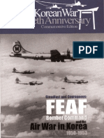 Steadfast and Courageous FEAF Bomber Command and the Air War in Korea, 1950-1953