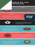 historia de los deportes