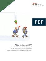 prevention dans BTP