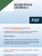 7 - DERECHO PENAL GENERAL I --- RECORDERIS