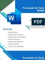 Guía de Word