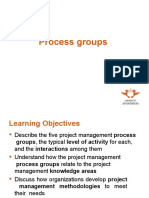 2.3 Process Groups(1)