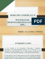 5TA PRESENTACION - SOCIEDAD DE RESPONSABILIDAD LIMITADA - 2020