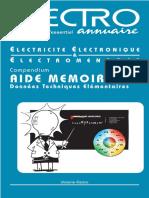 eBookElectro AideMem