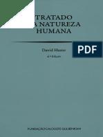 Hume 1 Tratado Da Natureza Humana Parte 1
