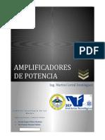 AMPLIFICADORES DE POTENCIA
