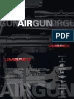 Catalogue Umarex Airgun