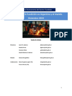 Sector Fundidor Informe 2019