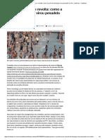 Arrastão, pânico e revolta_ como a praia de domingo virou pesadelo no Rio - Notícias - Cotidiano