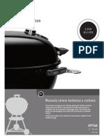 manuale barbecue