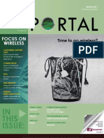 Nu Horizons March 2011 Edition of Portal
