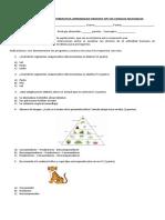 Formativa nº7 Ciencias naturales