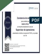 Avila Nuñez Adolfo_3° D Constancia