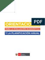 Orientac Evaluac Diagnost Vf