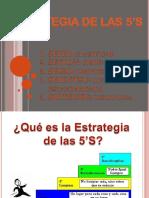 DIAPOSITIVAS 5S version ppt 97