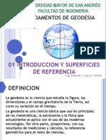 01 Introduccion y Superficies de Referencia