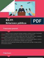 RR.PP. Presentacion