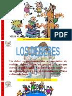DEBERES Y DERECHOS DE LAS PERSONAS - CLASE 1