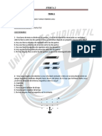 FISICA 2 EXAMEN FINAL REGULAR - TEMA1 UE