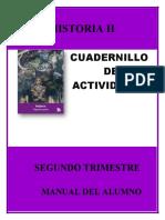 2° HISTORIA 2T -ALUMNO