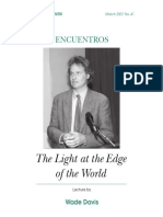 The Light at the Edge of the World Wade Davis 1295910842