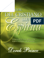 Manual Para Cristianos Llenos Del Espíritu San