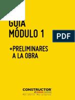 MÓDULO 1 - GUÍA DE APRENDIZAJE (Haga clic acá para comenzar)