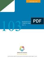 ATA Spec 103 Revision 2017.2