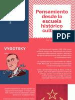 escuela histórico cultural presentación
