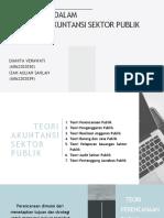 Tugas 2 PPT Teori Akuntansi Sektor Publik