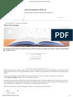 ▷ Los Diferentes Tipos de Ensayo_ Presentación, Características.._