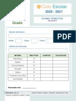 Examen_Trimestral_Sexto_grado_Bloque_II_2020-2021