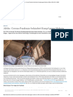 Afrika_ Corona-Pandemie behindert Kampf gegen Malaria _ Afrika _ DW _ 30.11.2020