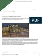 Harter Lockdown in Österreich _ Aktuell Europa _ DW _ 17.11.2020