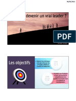 Support de Cours- Leadership