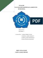 TUGAS IPS EKONOMI MARITIM dan KELAUTAN (SMPN 1 Telagasari) Kls D Kelompok 2
