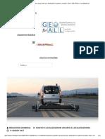 Webinar gratuito sul georadar per applicazioni in galleria, stradali e rilievo OBI _ Rilievo e localizzazione