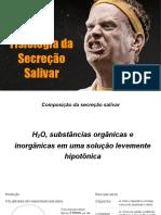 Aula 7 - Fisiologia Da SecreçÃo Salivar