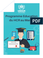 Brochure Éducation Back to School Campaign