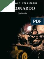 LEONARDO (ANTOLOGÍA), Enrique Verástegui