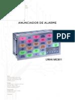 Manual ME3011b_PT_r08 at